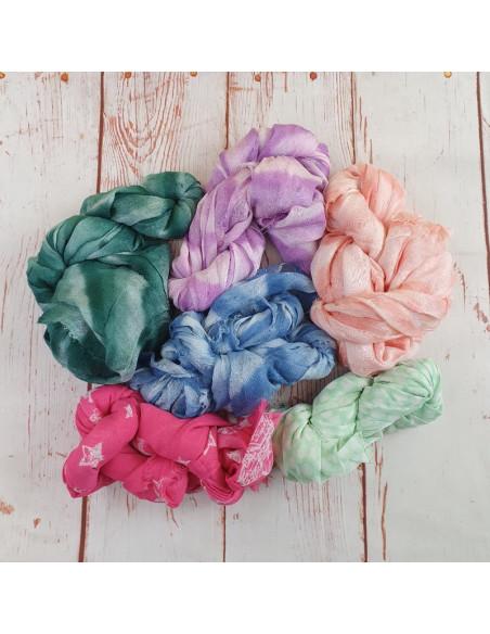 sciarpina leggera colori assortiti donna