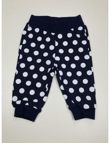 pantalone felpa leggera(garzata) culla