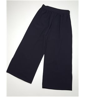 pantalone largo viscosa ragazza