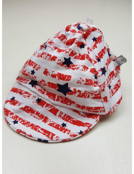 cappello cotone neonato