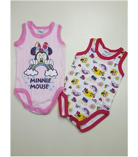 2 body canottiera MINNIE